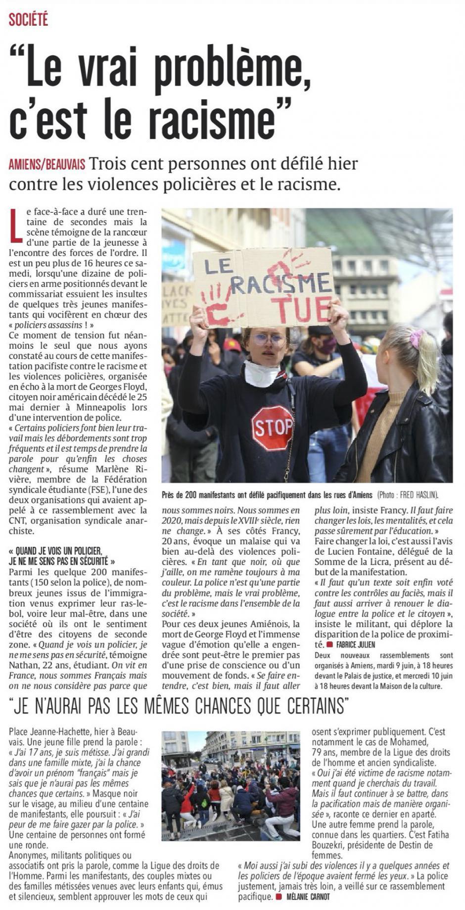 20200607-CP-Amiens-Beauvais-« Le vrai problème, c'est le racisme »