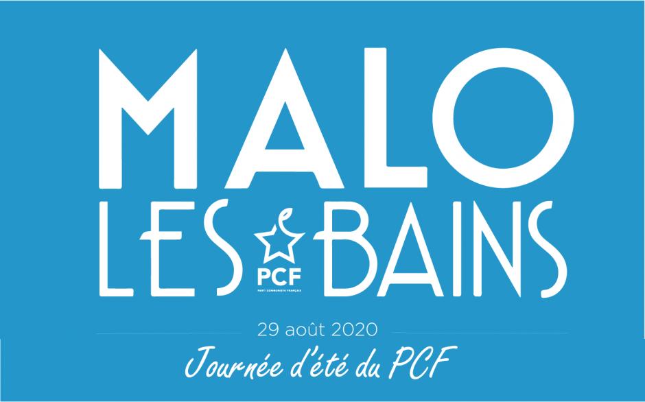 29 août, Malo-les-Bains - Journée d'été du PCF