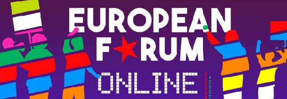 Forum européen 2020 édition en ligne « La pandémie du Covid-19 met l'humanité au défi : refondons une Europe de la solidarité ! »