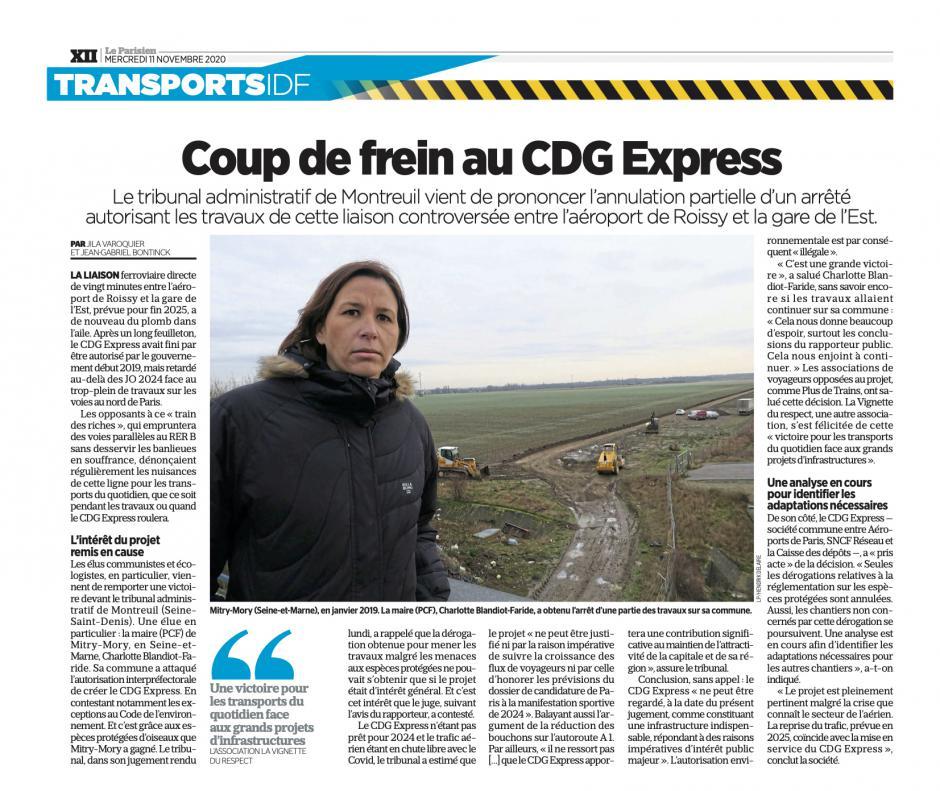 20201111-LeP-Île-de-France-Oise-Coup de frein au CDG Express