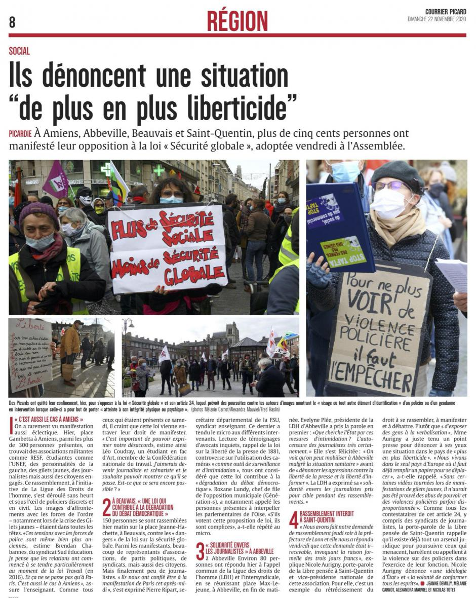 20201122-CP-Picardie-Ils dénoncent une situation « de plus en plus liberticide »