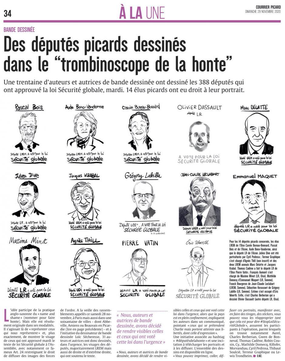20201129-CP-Picardie-Des députés picards dessinés dans le « trombinoscope de la honte »