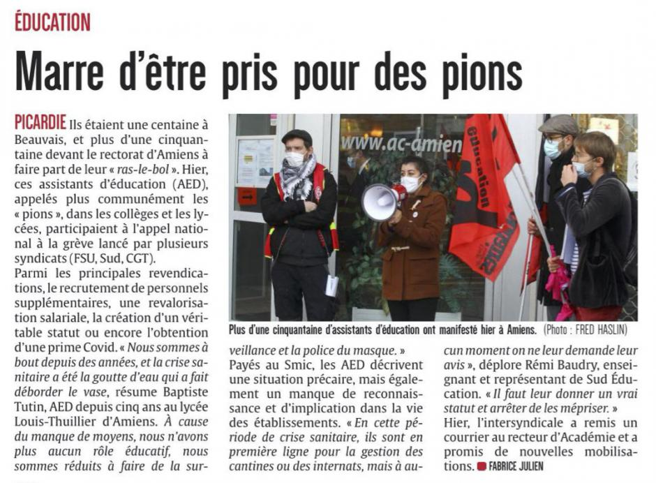 20201202-CP-Amiens-Beauvais-Marre d'être pris pour des pions