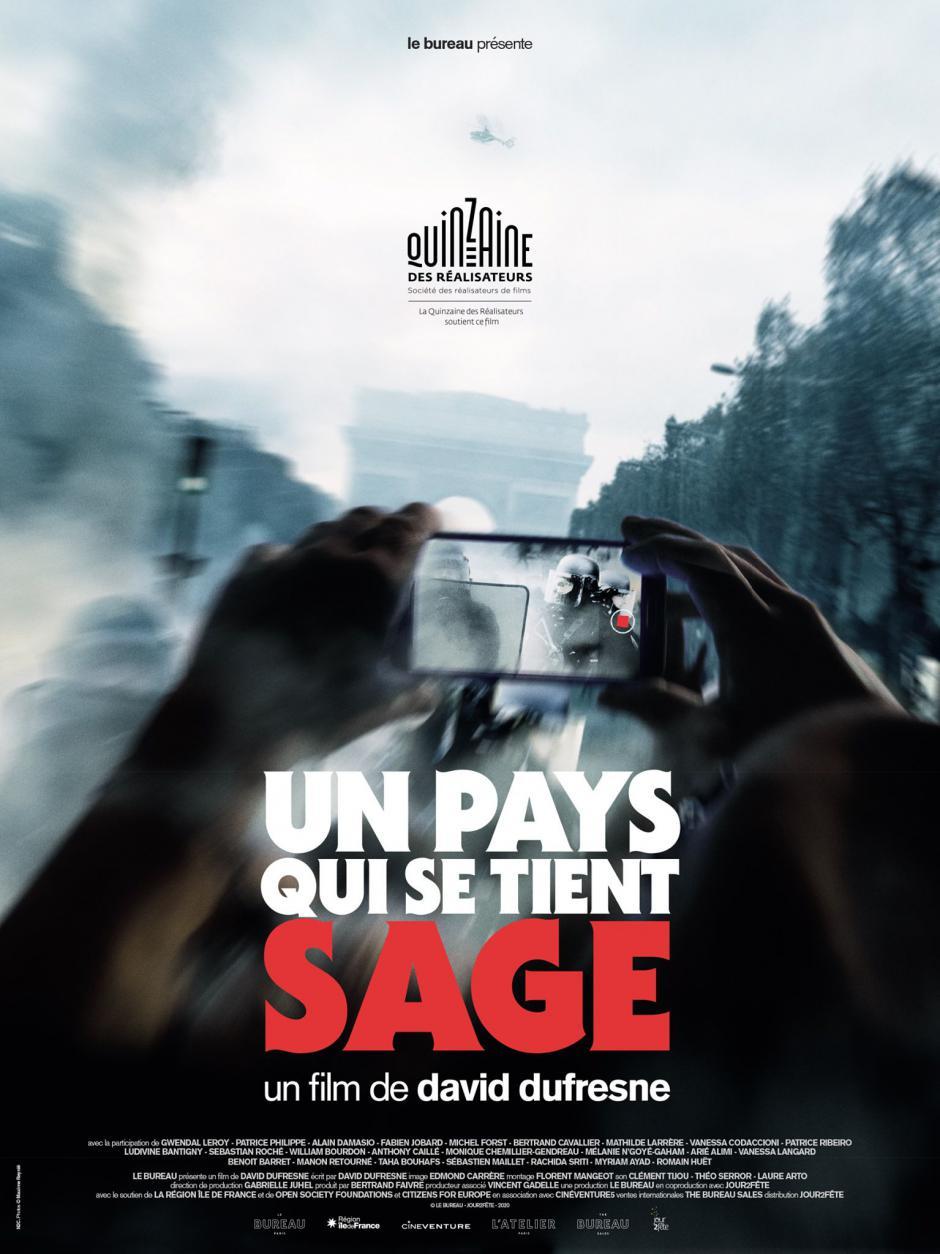 REPORTÉ - 20 décembre, Beauvais - LDH-Ciné-rencontre « Un pays qui se tient sage »
