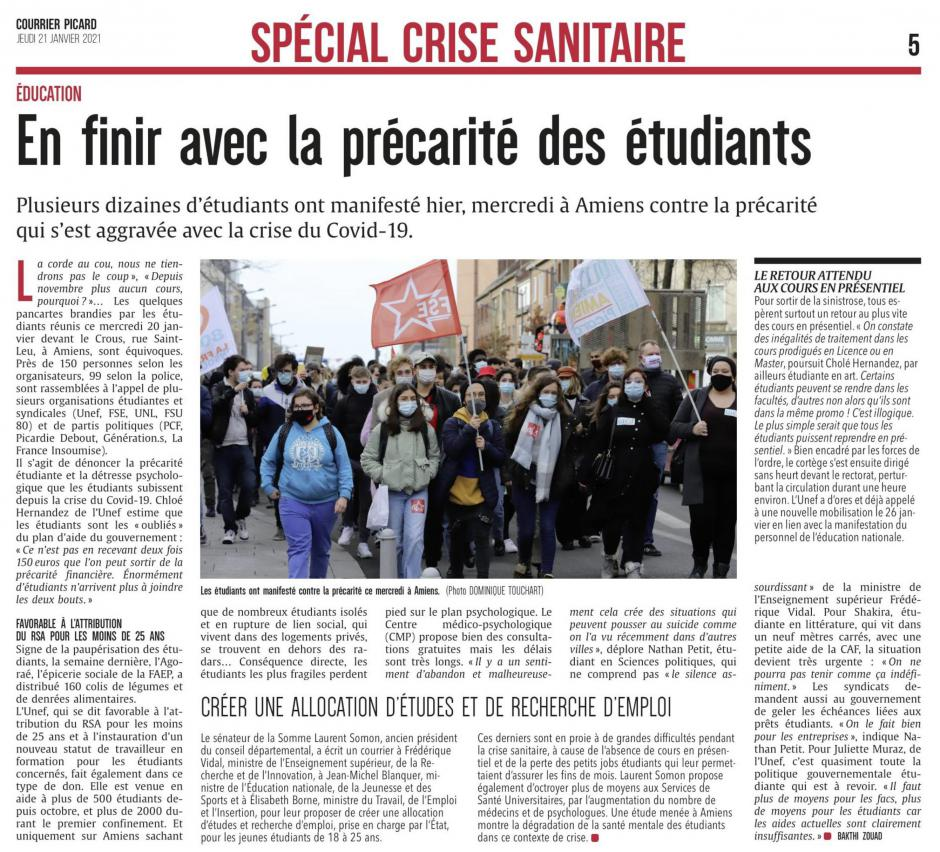 20210121-CP-Amiens-En finir avec la précarité des étudiants