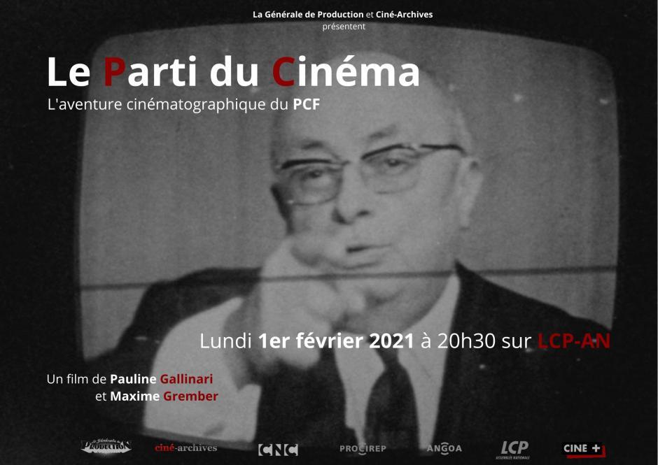 «Le Parti du Cinéma » : l'aventure cinématographique du PCF