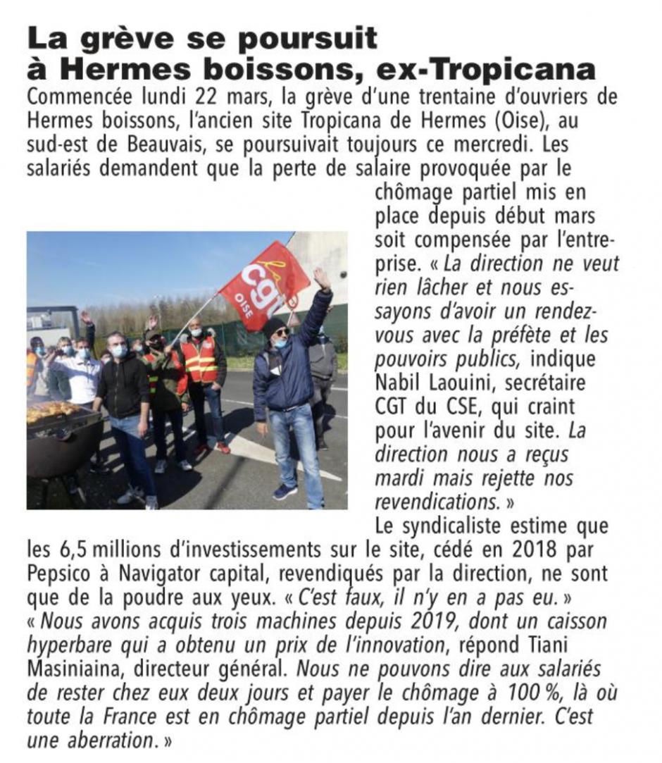 20210401-CP-Hermes-La grève se poursuit à Hermes Boissons, ex-Tropicana