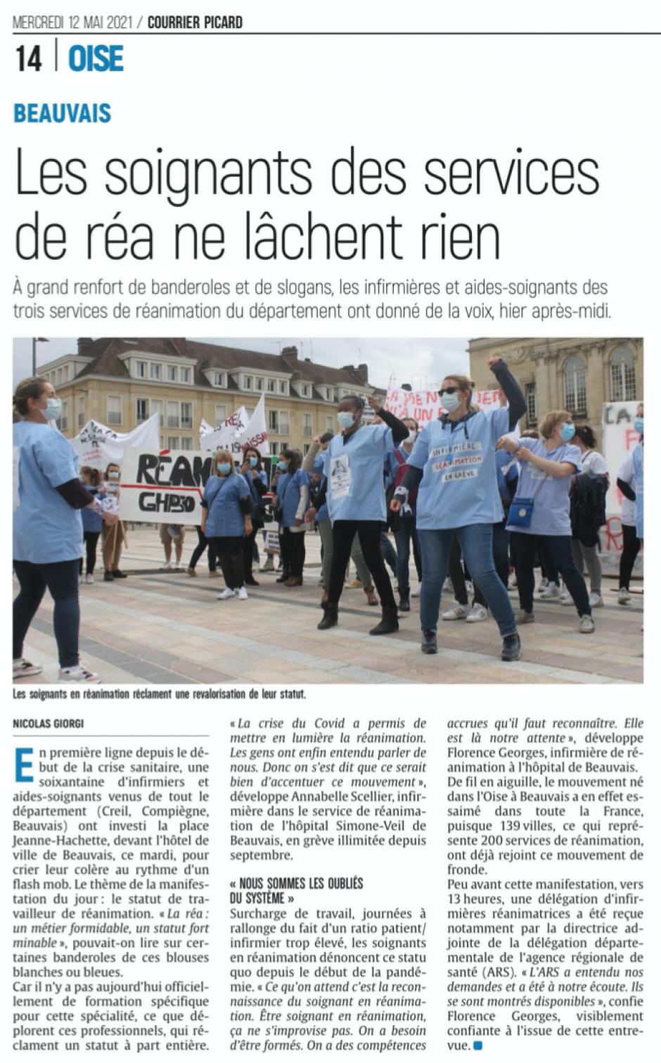 20210512-CP-Beauvais-Les soignants des services de réa ne lâchent rien