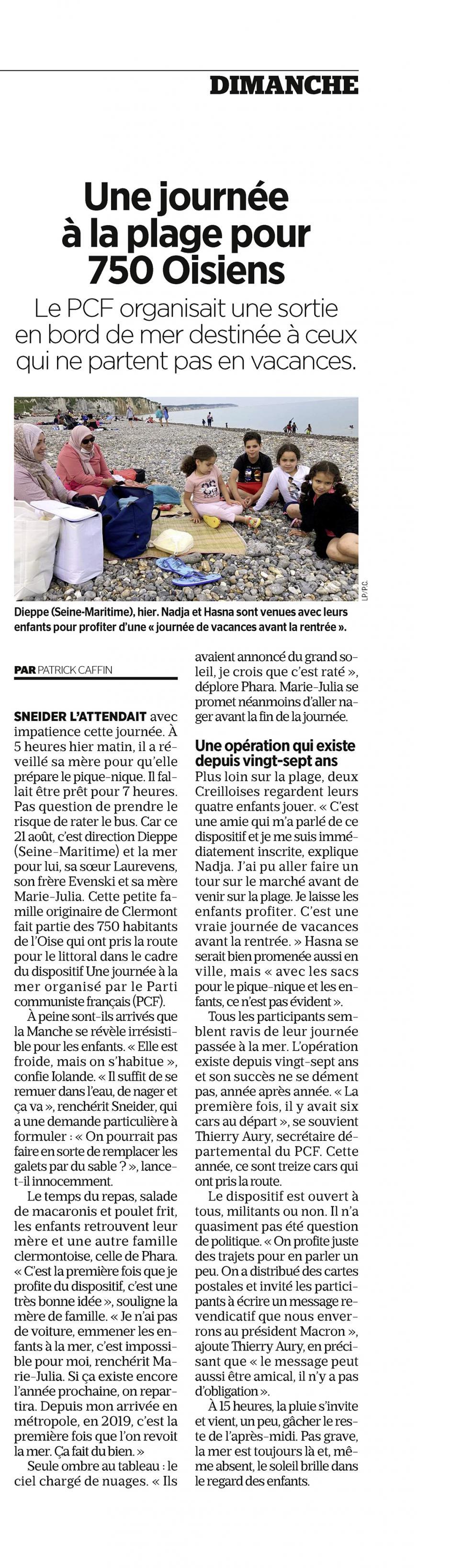 20210822-LeP-Oise-Une journée à la plage pour 750 Oisiens
