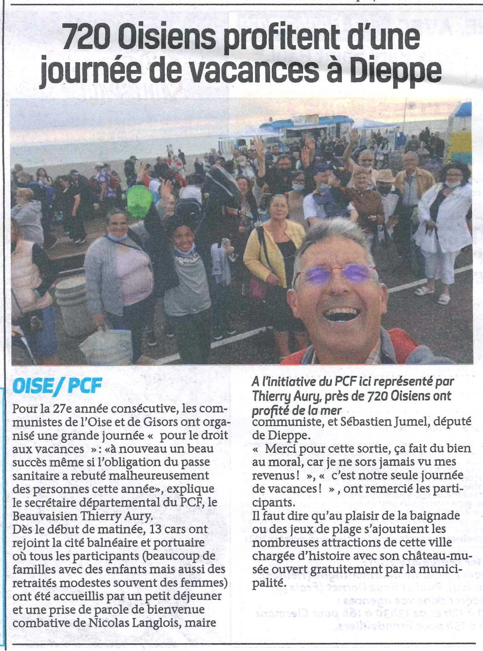 20210901-BonP-Oise-720 Oisiens profitent d'une journée de vacances à Dieppe