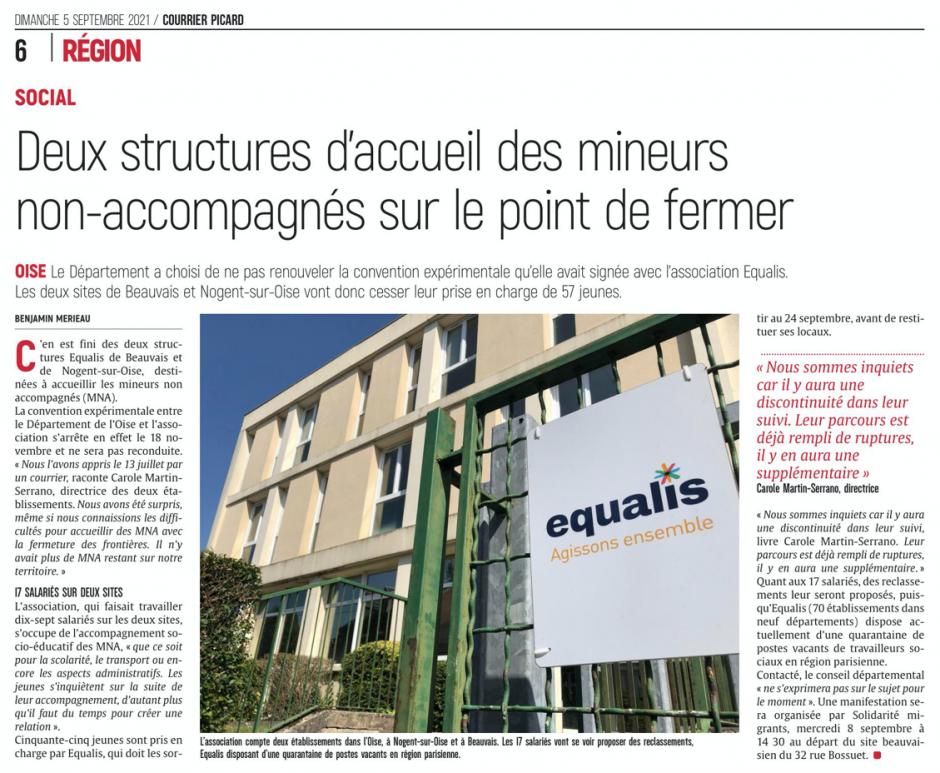 20210905-CP-Oise-Deux structures d'accueil des mineurs non-accompagnés sur le point de fermer
