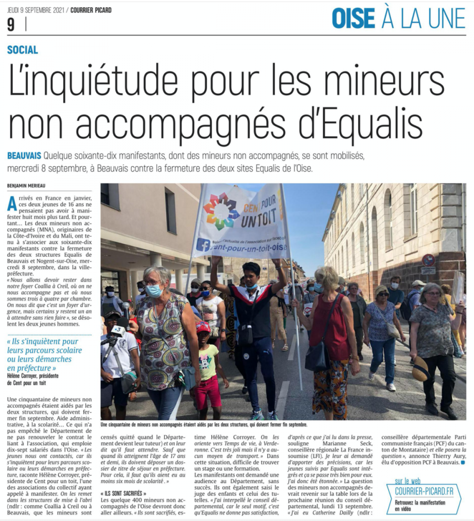20210909-CP-Beauvais-L'inquiétude pour les mineurs non accompagnés d'Equalis