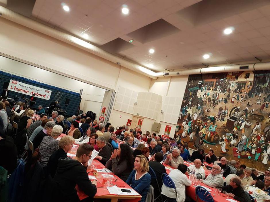24 février Beauvais - Banquet de la Fraternité et soirée dansante