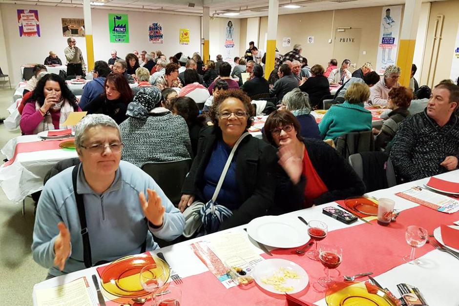 Le Repas de la Fraternité, pour être plus forts ensemble - Beauvais, 24 février 2018