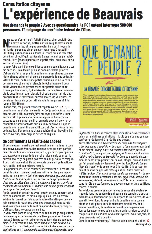 20160615-CommunisteS-37e Congrès-Beauvais-La Grande consultation citoyenne