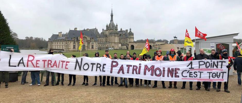 Semaine du 13 au 20 janvier, Oise - Mobilisations de la semaine jusqu'au retrait de la retraite Macron-BlackRock !!