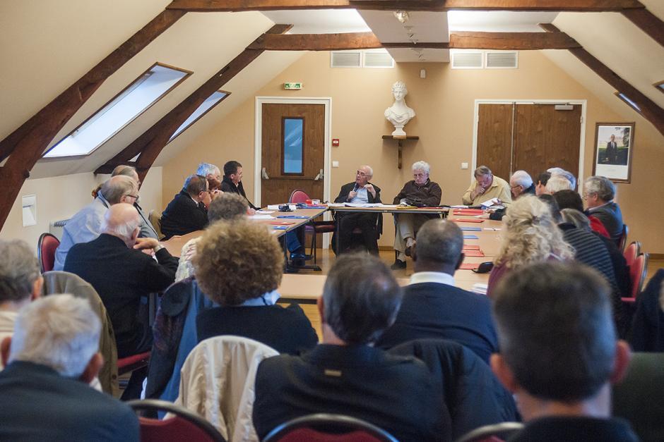 Antoine Casanova et les religions aujourd'hui - Breuil-le-Sec, 25 avril 2014
