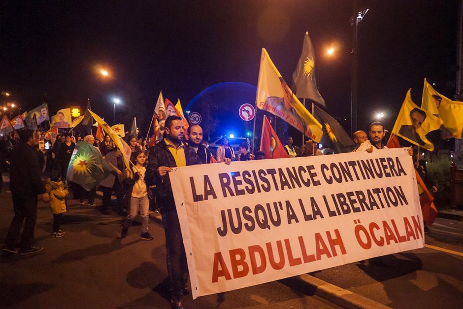 La libération nécessaire d'Öcalan - Creil, 19 octobre 2017
