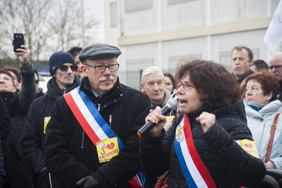 Le tour de France des hôpitaux en lutte par les parlementaires communistes