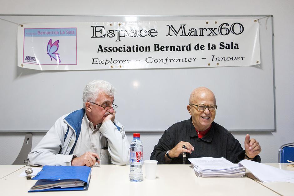 Relire et réinterpréter Marx en fonction du lieu et de l'époque - Liancourt, 3 octobre 2014