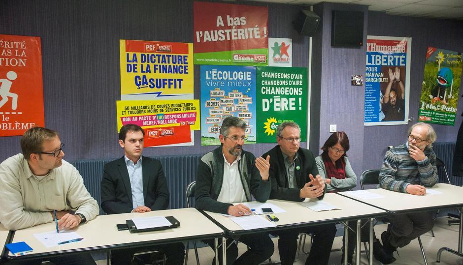 Oise : le Parti communiste français, le Parti de gauche, Ensemble et Europe Écologie-Les Verts lancent un appel à un large rassemblement contre les politiques d'austérité et pour une alternative à gauche