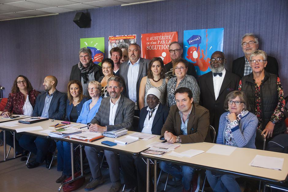 Une liste à l'image du peuple de l'Oise pour porter ses préoccupations et ses aspirations au cœur de l'Assemblée régionale - Creil, 3 octobre 2015