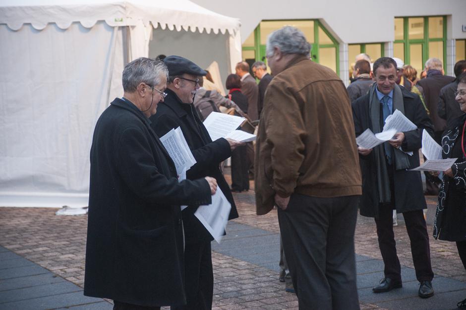 Loi NOTRe : la Commune menacée ! - Clermont, 17octobre 2015
