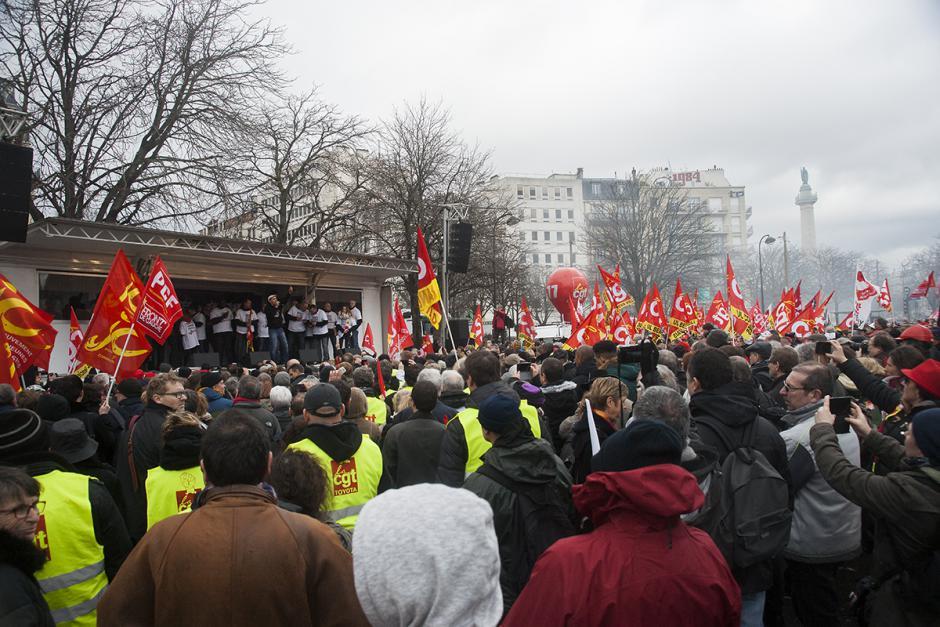 Relaxe pour les Goodyear, l'engagement n'est pas un crime ! - Paris, 4 février 2016