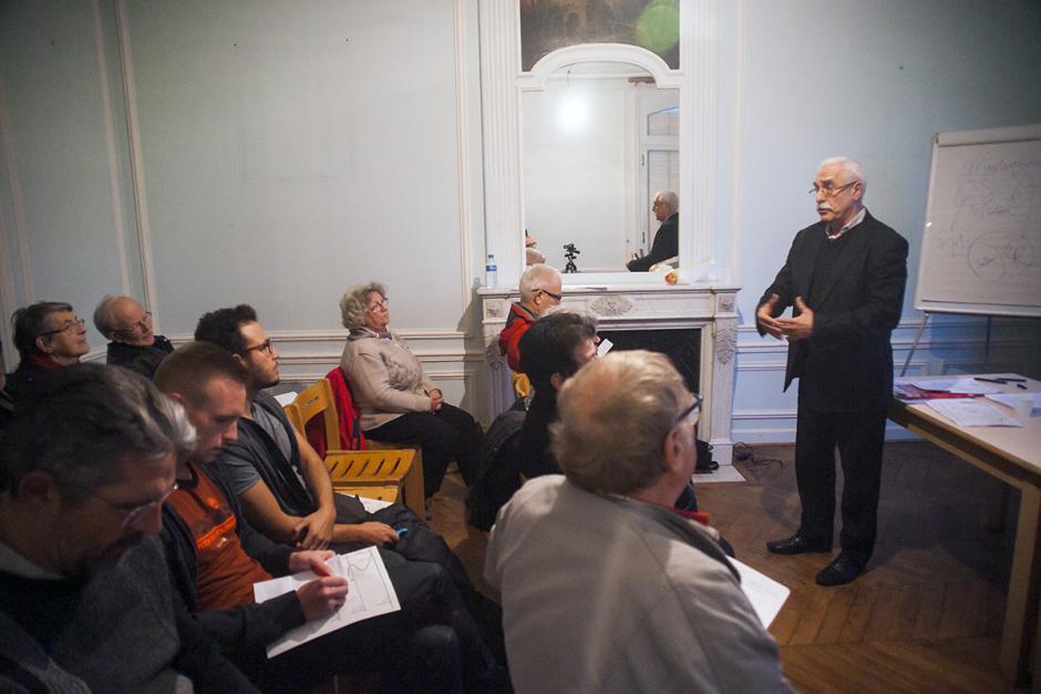 Yves Dimicoli : « La crise systémique du capitalisme : diagnostic et alternatives » - Saint-Maximin, 25 mars 2016