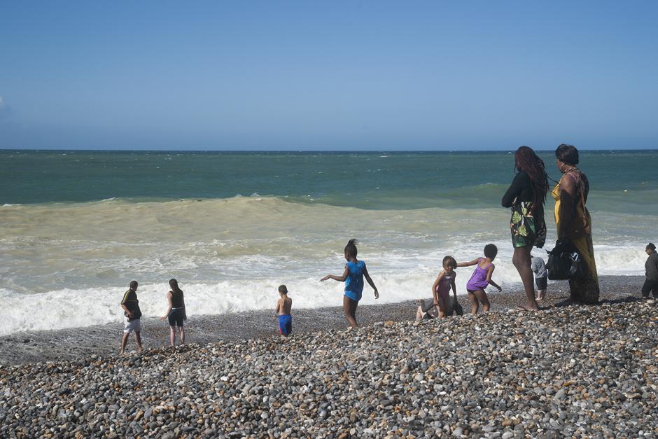 Quelle bouffée d'oxygène avec la Journée à la mer ! - Dieppe, 20 août 2016