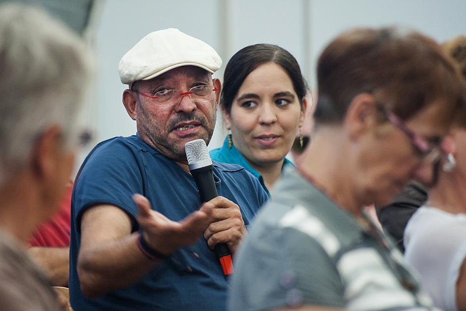 Fernand Tuil, militant de la paix et de la justice en Palestine, nous a quittés