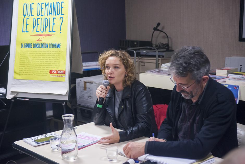 À l'offensive pour changer l'Europe - Creil, 17 novembre 2016