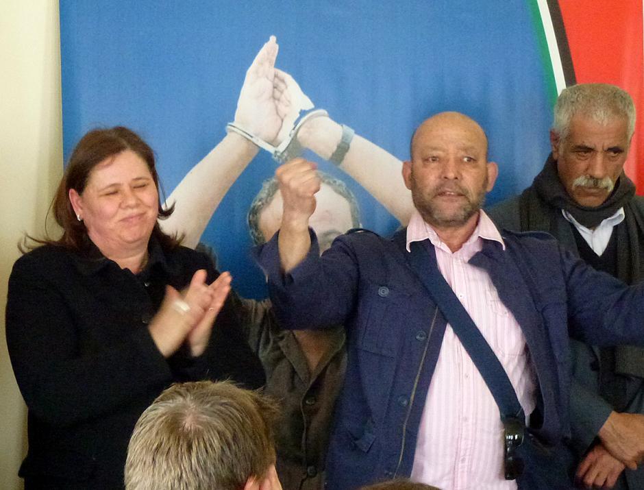 Disparition de Fernand Tuil, un militant de la paix et de la justice en Palestine