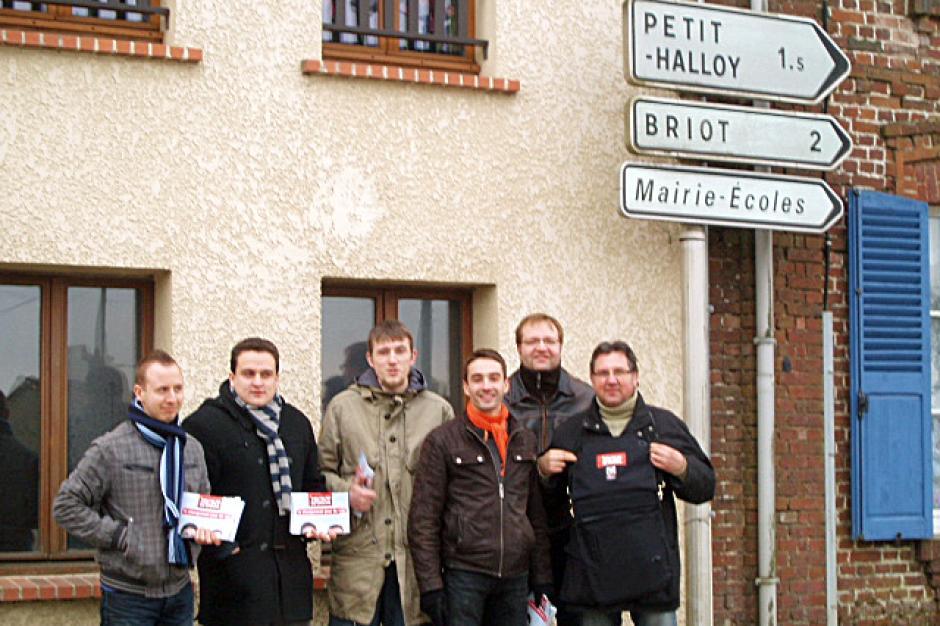 La Législative partielle ne refroidit pas le Front de gauche - 2e circonscription, 24 et 25 février 2013