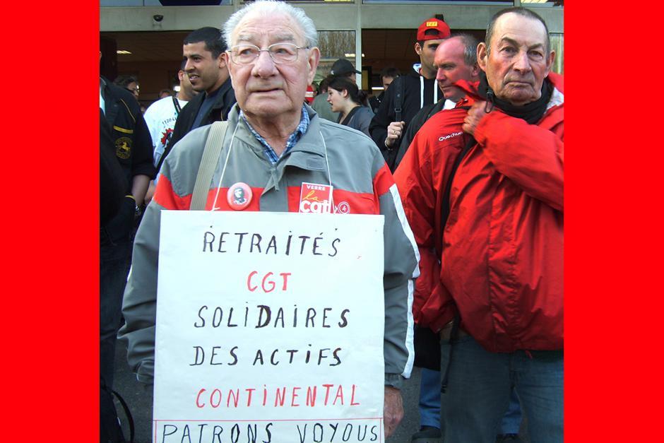 Maurice Leprêtre, une grande perte pour la défense de l'Humain - Thourotte, 15 janvier 2016
