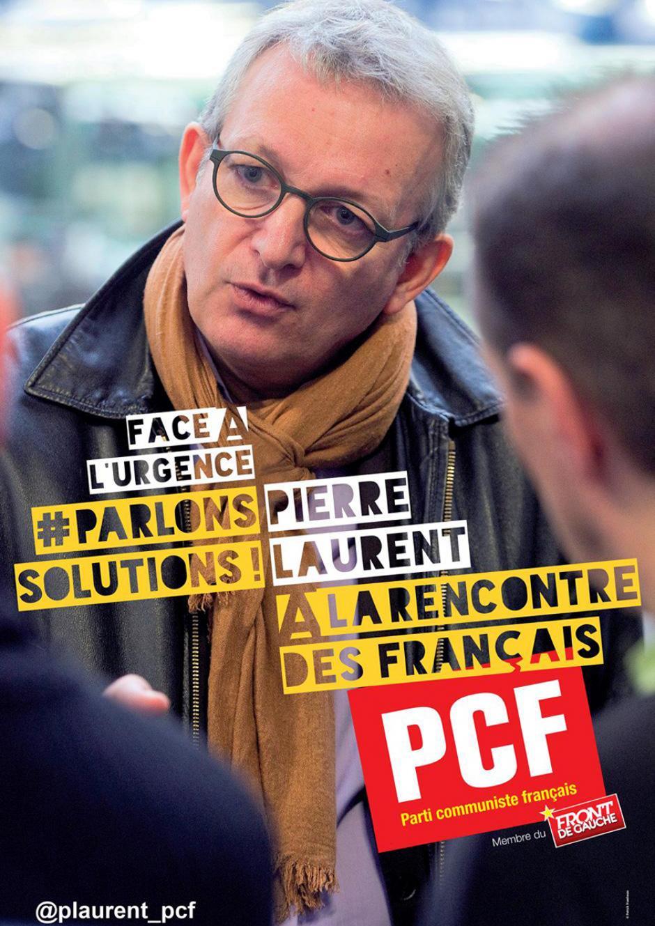11 juin, Monchy-Saint-Éloi - Pierre Laurent rencontre les élu-e-s des petites et moyennes communes