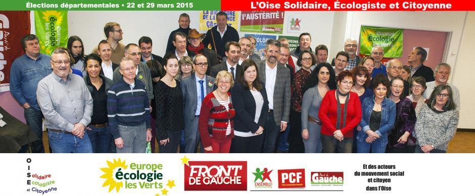 11 avril, Montataire - Pot de la fraternité avec les candidats et les élus aux élections départementales