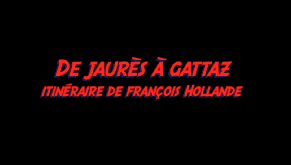 De Jean Jaurès à Gattaz, itinéraire de François Hollande - Novembre 2014