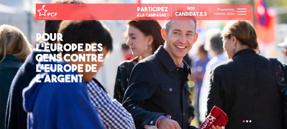 Européennes 2019 : je prends part à la campagne de la liste PCF conduite par Ian Brossat !