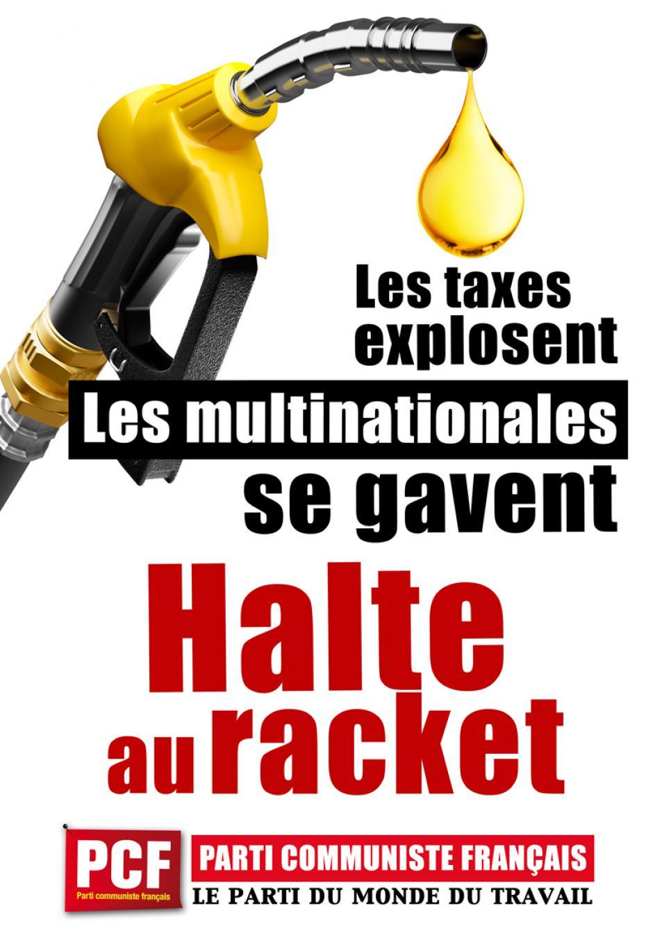 Hausse du prix des carburants : d'autres choix sont possibles !