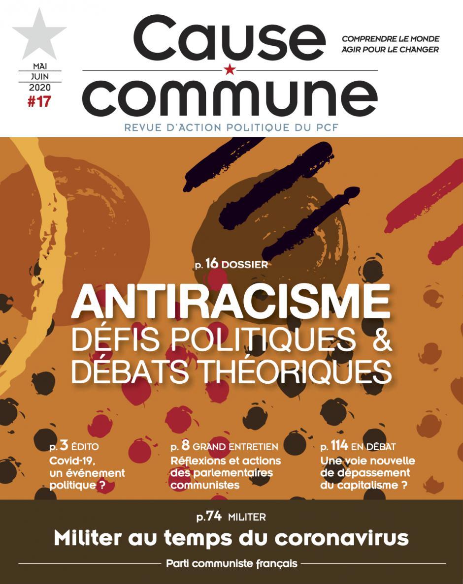 Cause commune, n° 17, mai-juin 2020