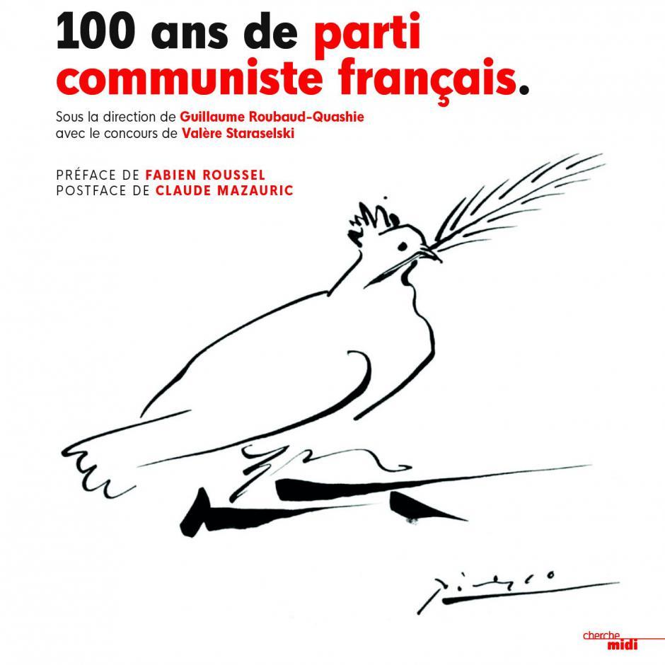 Je commande le livre « Cent ans de Parti communiste français » !