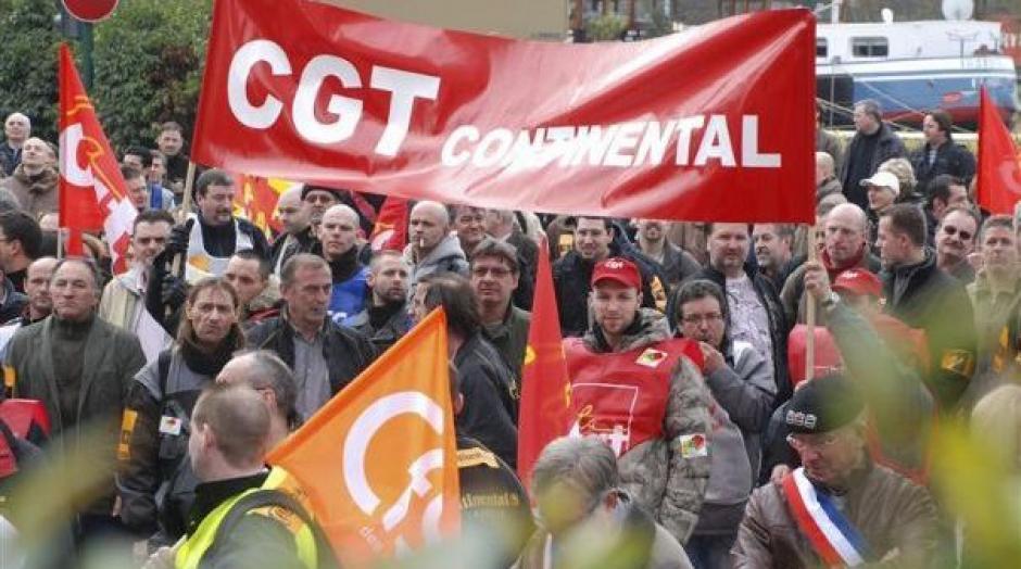 4 janvier, Amiens - Manifestation de soutien à Xavier Mathieu