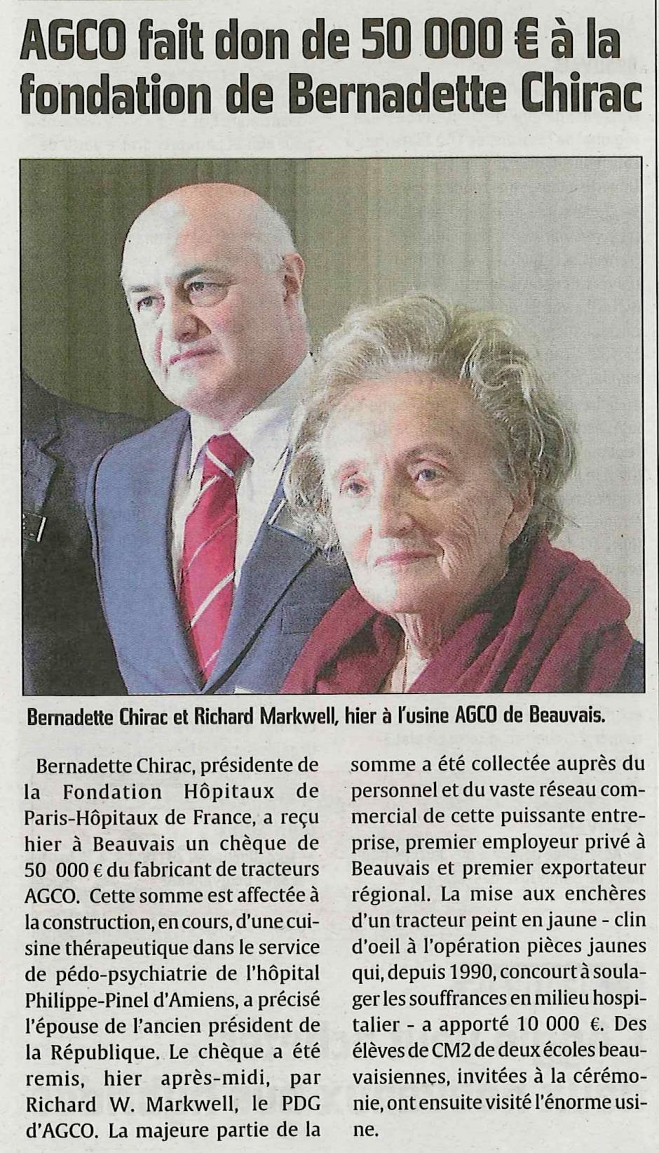 20120127-CP-Beauvais-Don de 50 000 € à la fondation de Bernadette Chirac