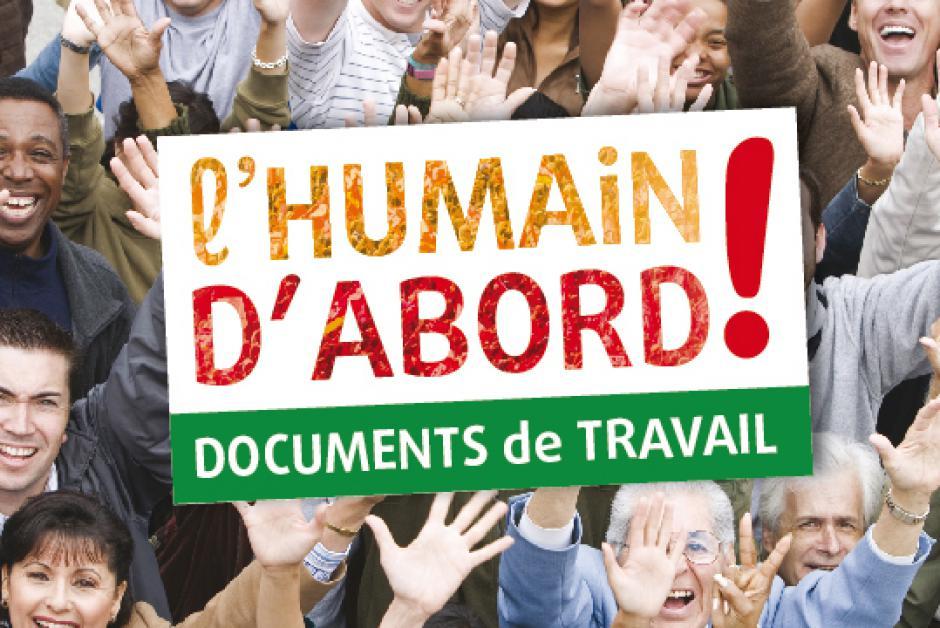 Documents de travail - Régionales 2015