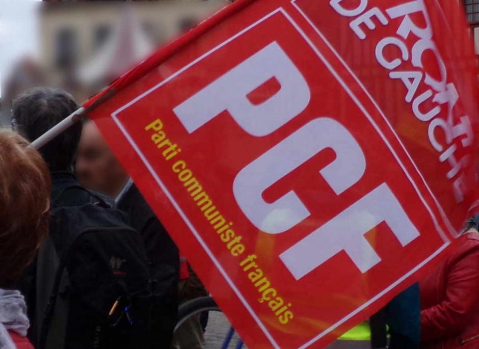 Résultat du vote des communistes pour 2017 :  53,6 % pour l'option 1, des communistes unis pour faire grandir le rassemblement