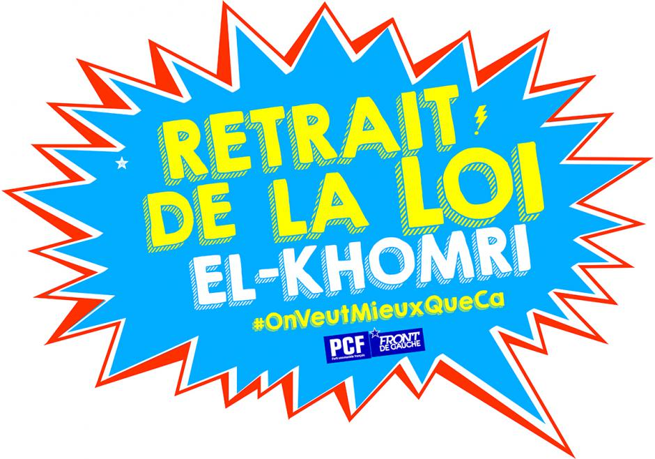 23 juin, Oise - Rassemblement à Beauvais contre le projet de loi El Khomri et votation citoyenne Travail