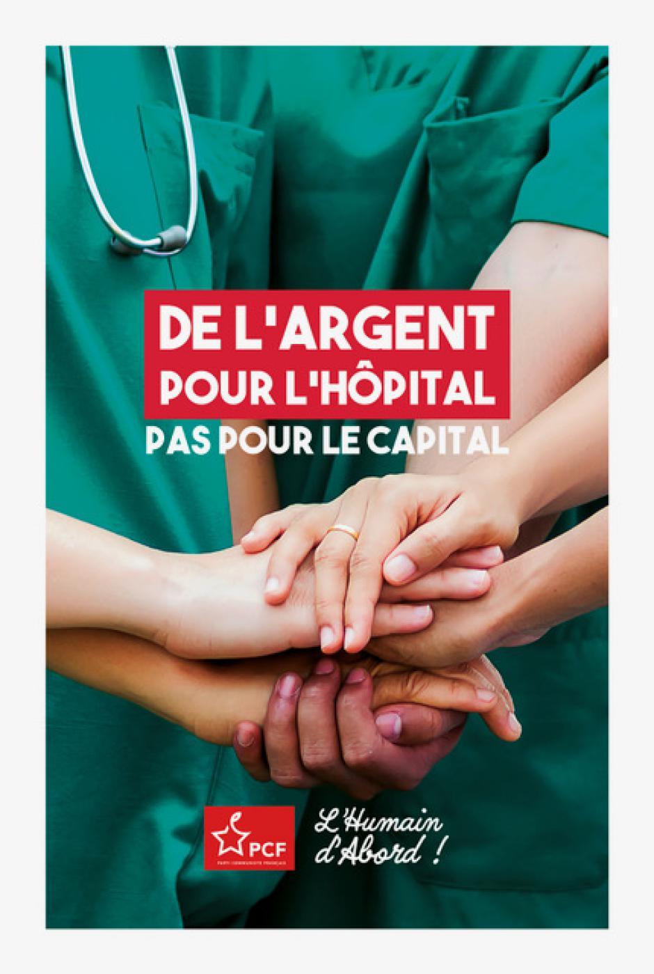 16 juin, Beauvais, Compiègne & Creil - Journée nationale d'action pour la santé