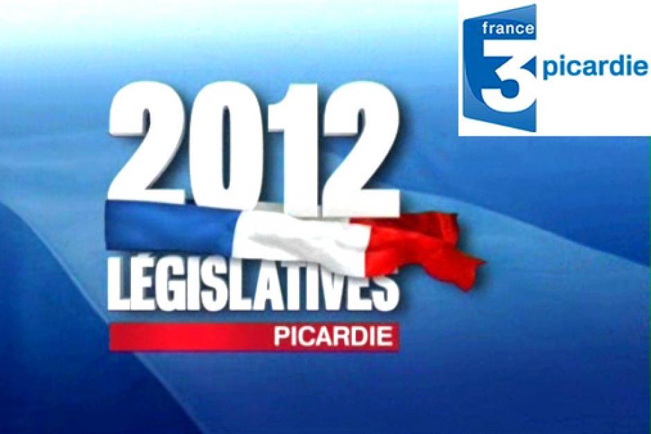 Les campagnes législatives vues par France 3 Picardie