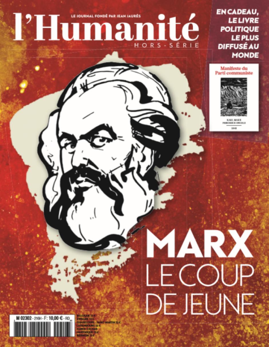 Hors-série de l'Humanité « Marx, le coup de jeune »